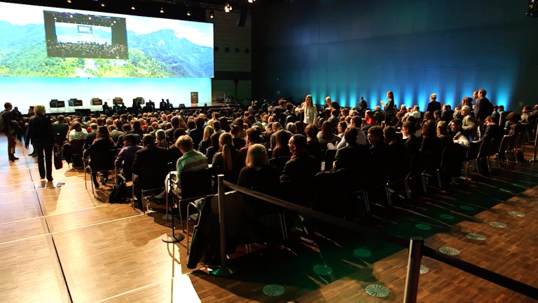 Big Stage at GLF Bonn 2017